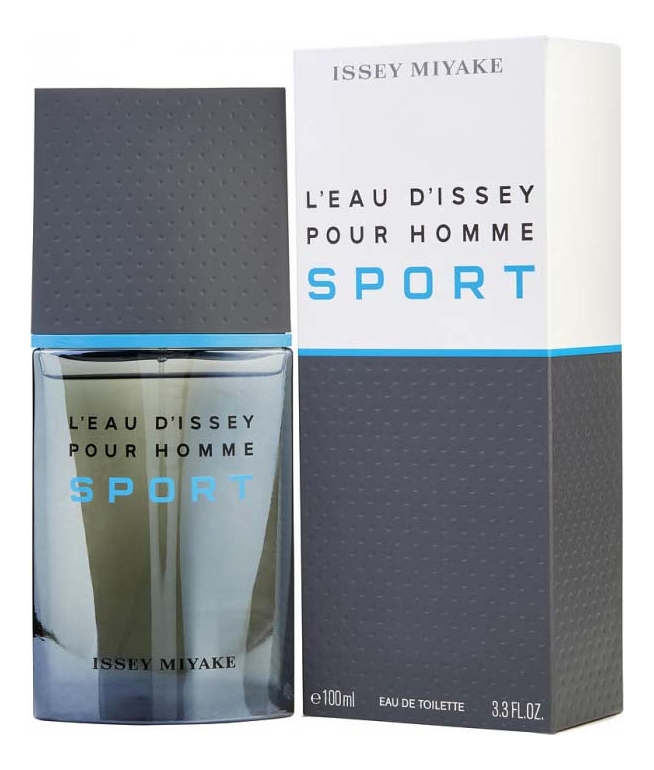Фото - Issey Miyake L'Eau D'Issey Pour Homme Sport: туалетная вода 100мл issey miyake l eau d issey pour homme fraiche туалетная вода 100мл тестер