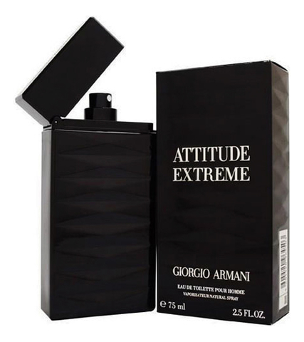Купить Attitude Extreme pour homme: туалетная вода 75мл, Giorgio Armani