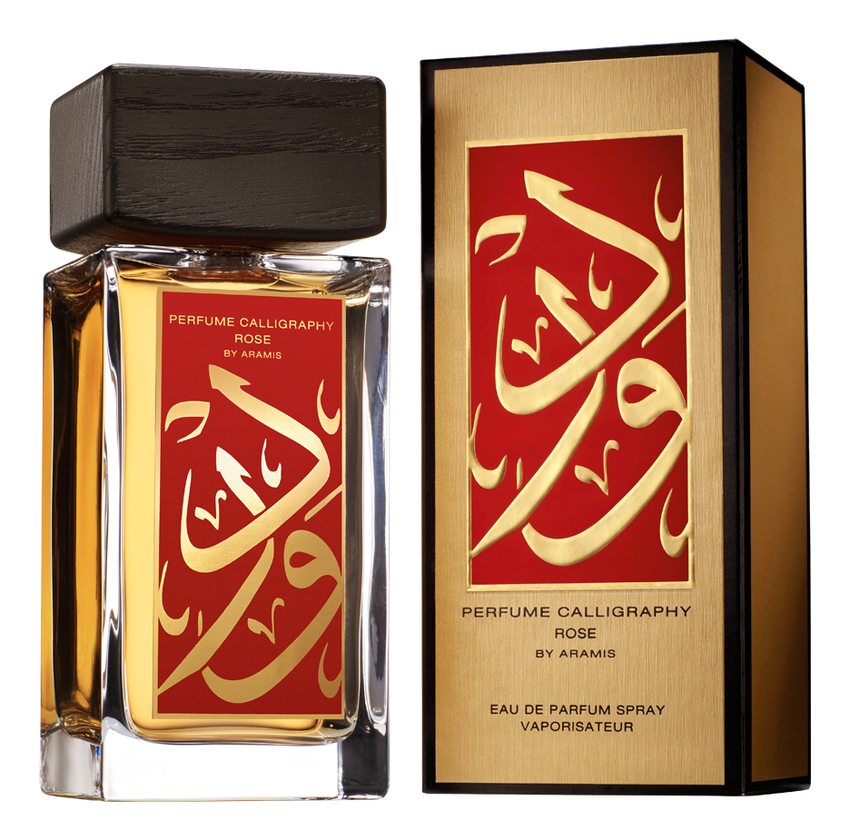 Купить Perfume Calligraphy Rose: парфюмерная вода 100мл, Aramis