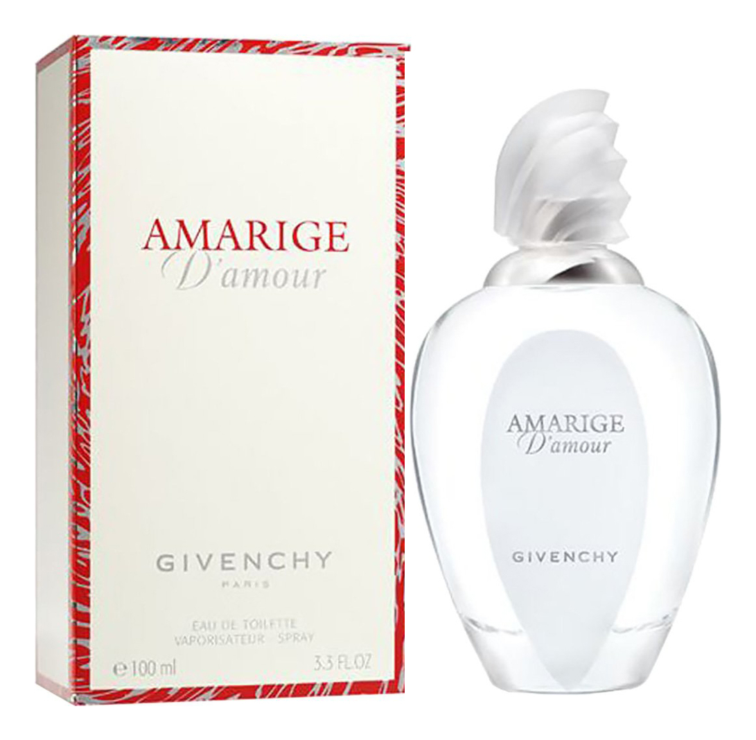 Givenchy Amarige D'Amour: туалетная вода 100мл givenchy amarige духи 7мл