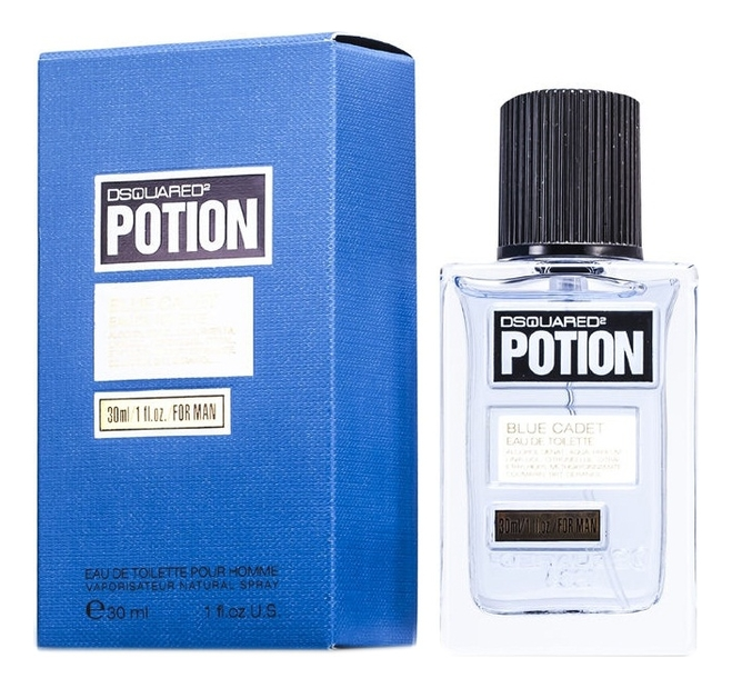 Dsquared2 Potion Blue Cadet: туалетная вода 30мл фото