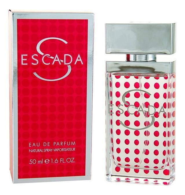 Фото - Escada S: парфюмерная вода 50мл escada collection 2003 парфюмерная вода 50мл