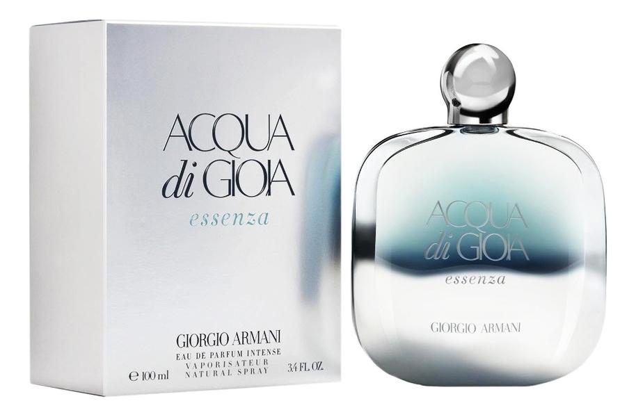 Armani Acqua di Gioia Essenza: парфюмерная вода 100мл
