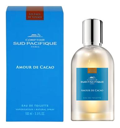 Comptoir Sud Pacifique Amour De Cacao: туалетная вода 100мл фото
