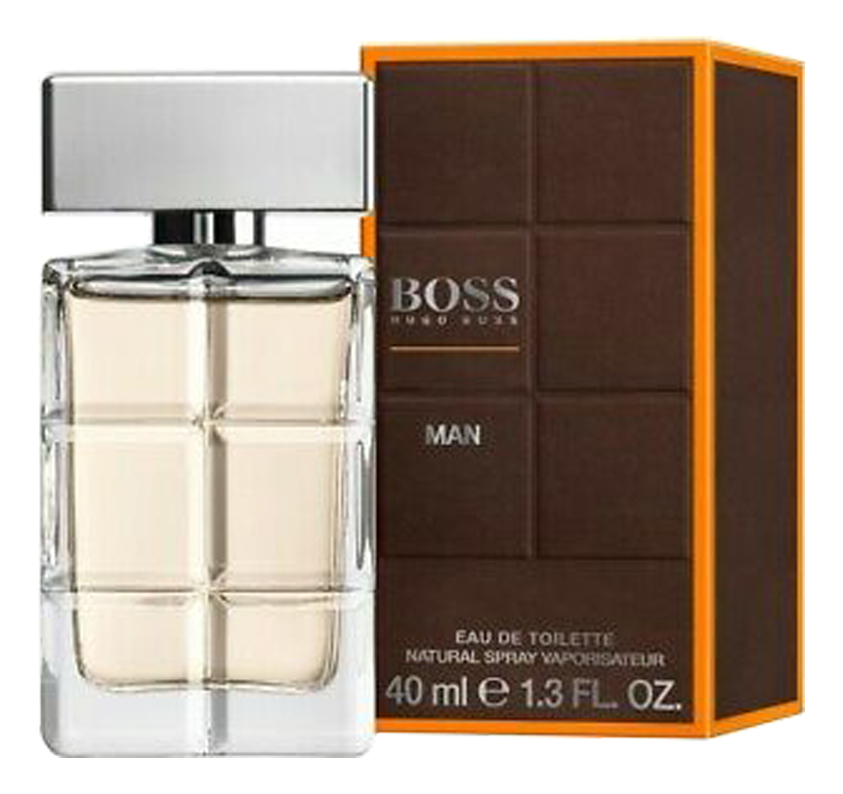 Hugo Boss Boss Orange for Men: туалетная вода 40мл hugo boss boss orange for men туалетная вода 40мл тестер