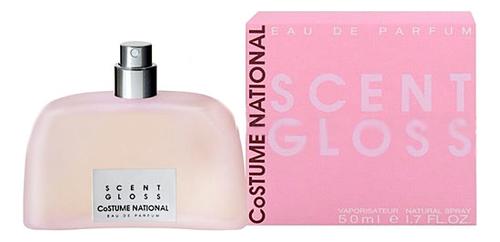 Scent Gloss: парфюмерная вода 50мл