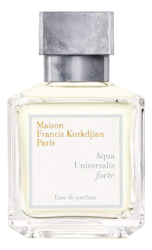 Aqua Universalis Forte: парфюмерная вода 11мл