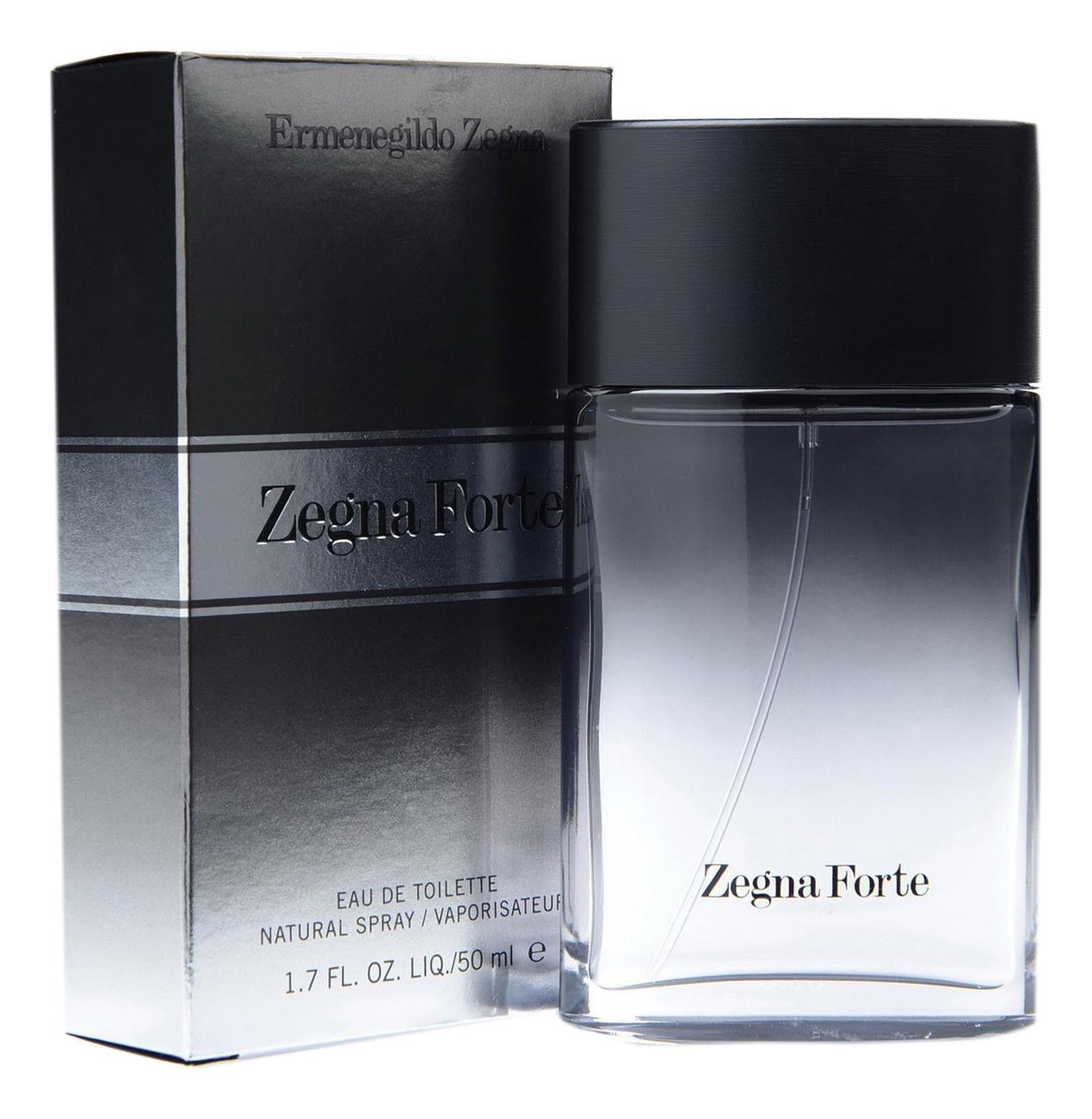 Ermenegildo Zegna Forte man: туалетная вода 50мл ermenegildo zegna z zegna shanghai туалетная вода 50мл