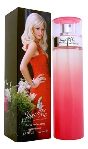 Купить Just Me for woman: парфюмерная вода 100мл, Paris Hilton