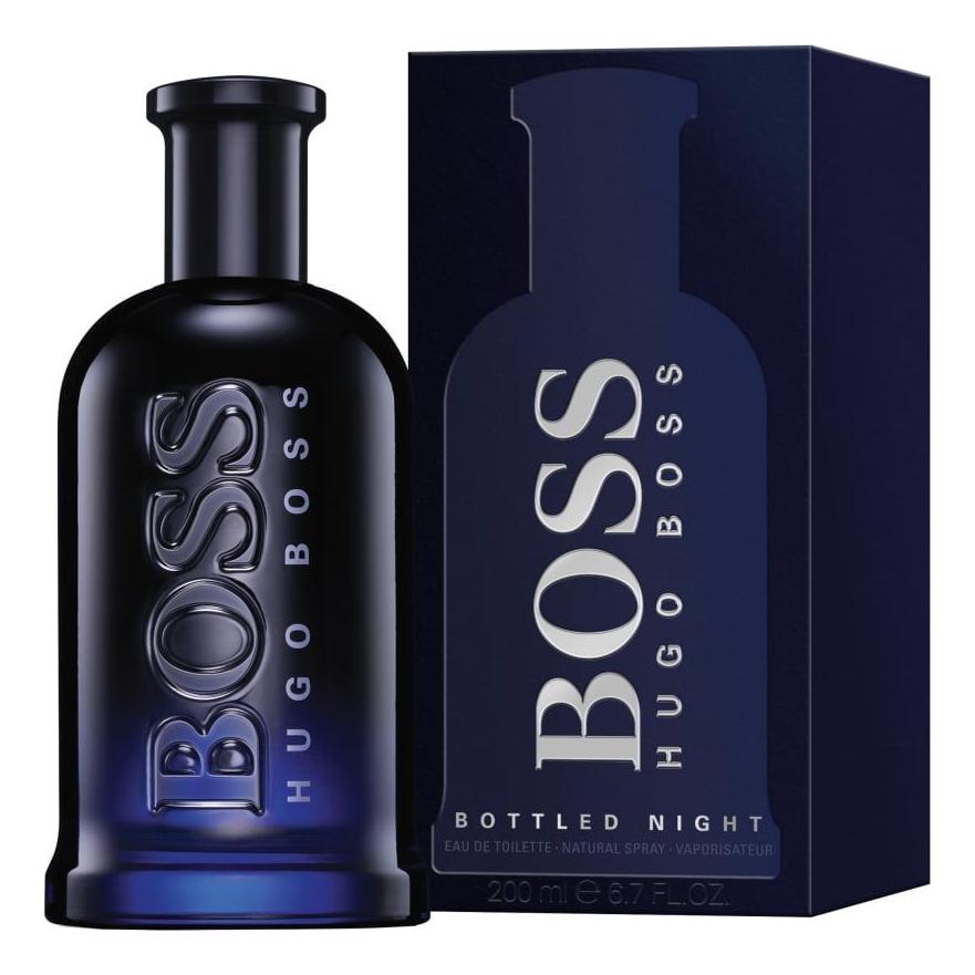 Hugo Boss Boss Bottled Night: туалетная вода 200мл туалетная вода hugo boss boss bottled night 30 мл