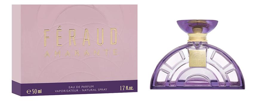 Купить Feraud Amarante: парфюмерная вода 50мл