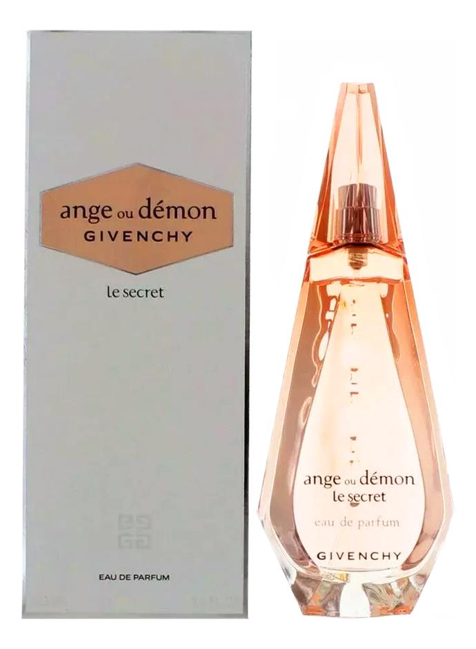 Givenchy Ange ou Demon Le Secret: парфюмерная вода 50мл givenchy ange ou demon le secret sale туалетная вода тестер 100 мл