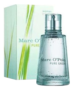 Marc O`Polo Pure Green Woman: туалетная вода 50мл