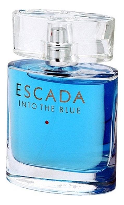 Фото - Escada Into The Blue: парфюмерная вода 50мл тестер escada collection 2003 парфюмерная вода 50мл