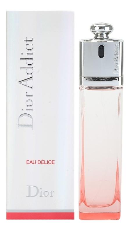 Christian Dior Addict Eau Delice : туалетная вода 100мл фото