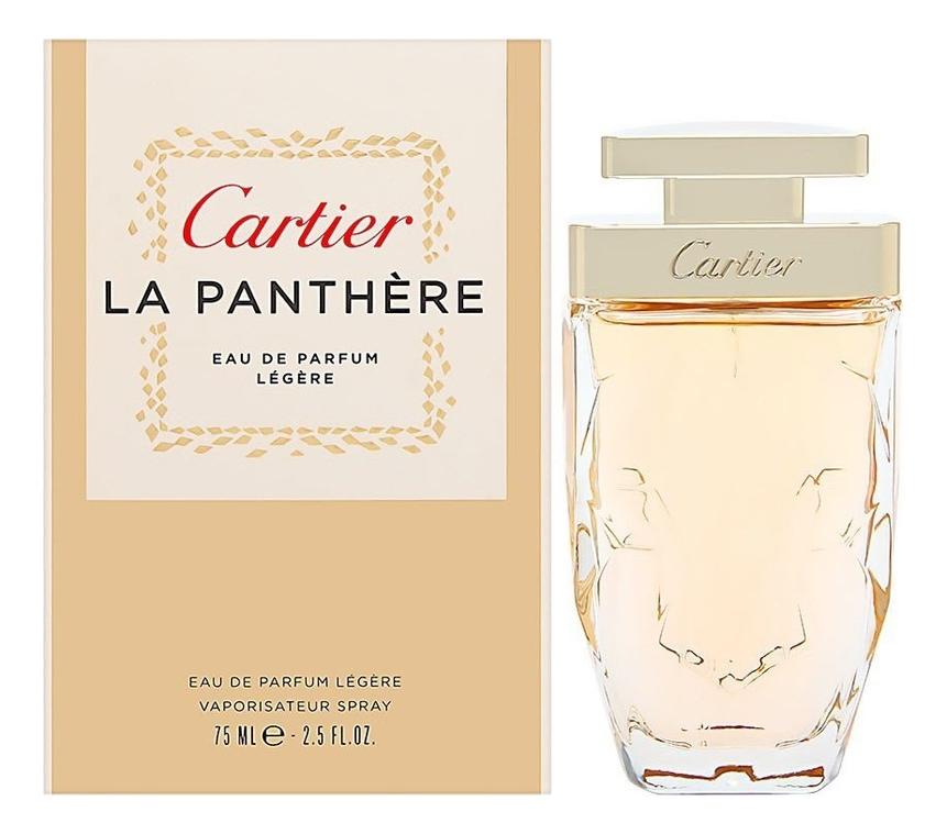 Cartier La Panthere Legere: парфюмерная вода 75мл cartier la panthere туалетная вода