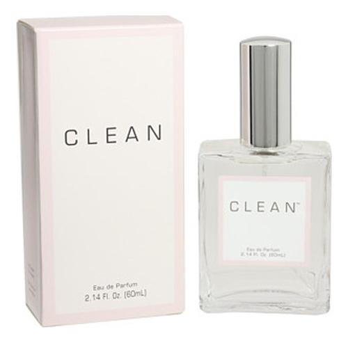 Clean Fragrance: парфюмерная вода 60мл