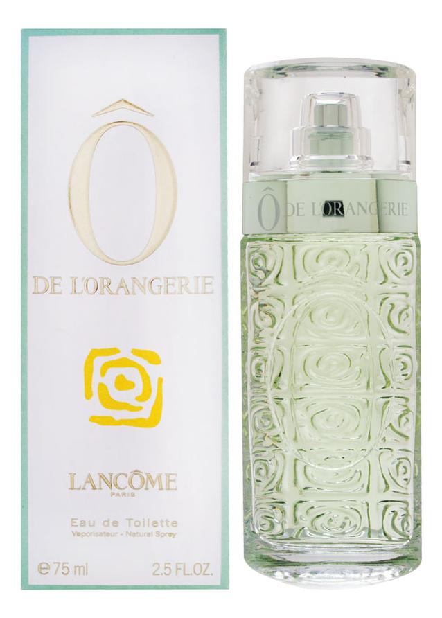 Lancome O de L'Orangerie: туалетная вода 75мл lancome o de lancome туалетная вода 125мл