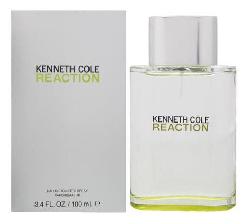 Купить Reaction for men: туалетная вода 100мл, Kenneth Cole