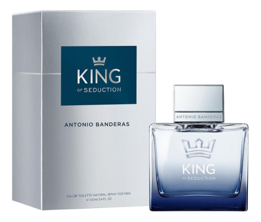 King Of Seduction: туалетная вода 100мл туалетная вода antonio banderas king of seduction absolute 50 мл