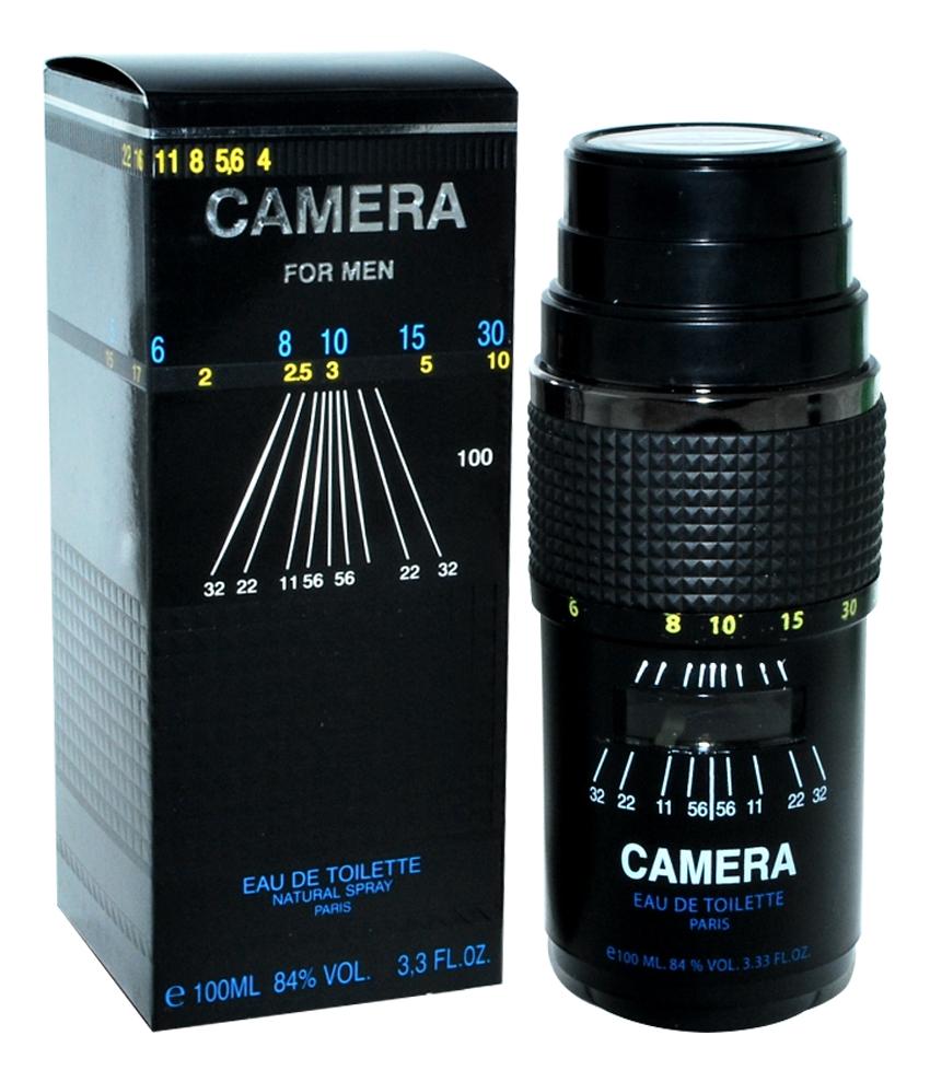 Купить Camera for Men: туалетная вода 100мл, Max Deville