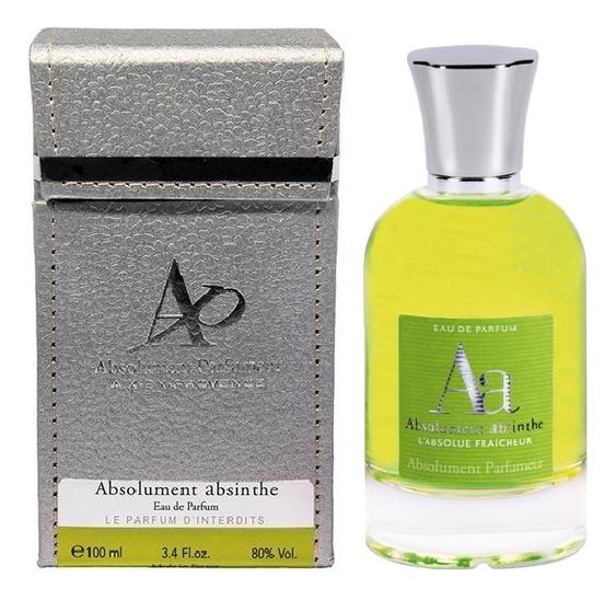 цена на Absolument Absinthe: парфюмерная вода 100мл