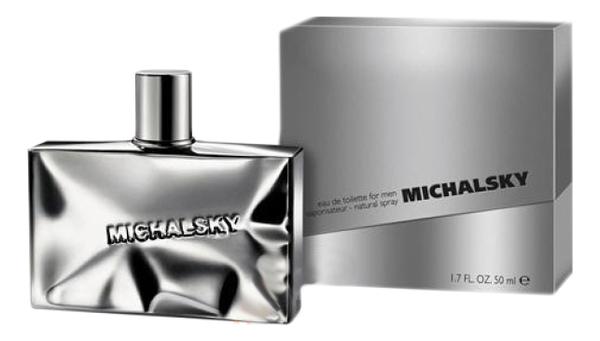 Michalsky For Men: туалетная вода 50мл недорого