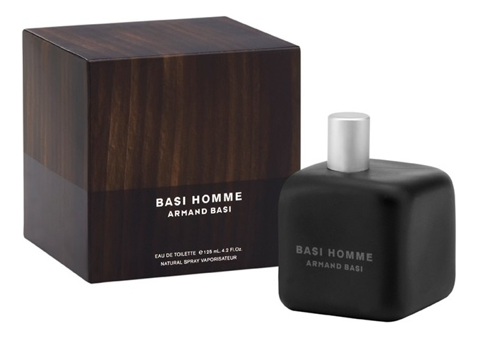 Купить Basi Homme Винтаж: туалетная вода 125мл, Armand Basi