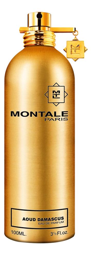 Aoud Damascus: парфюмерная вода 100мл тестер, Montale  - Купить