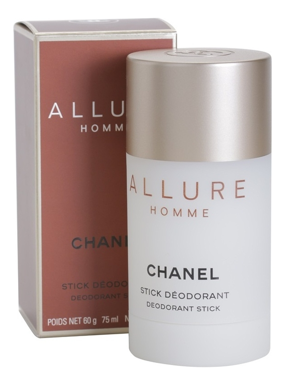 Chanel Allure Homme: дезодорант 75г chanel allure духи 7 5мл