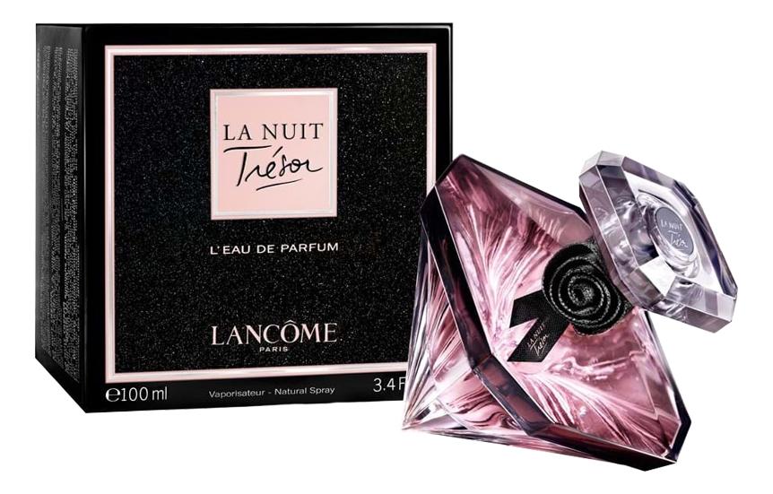 Фото - Lancome La Nuit Tresor: парфюмерная вода 100мл lancome tresor midnight rose парфюмерная вода