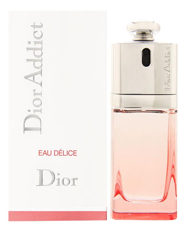 Купить Addict Eau Delice: туалетная вода 50мл, Christian Dior