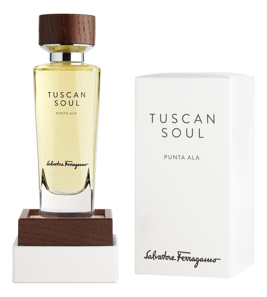 Купить Tuscan Soul Punta Ala: туалетная вода 75мл, Salvatore Ferragamo