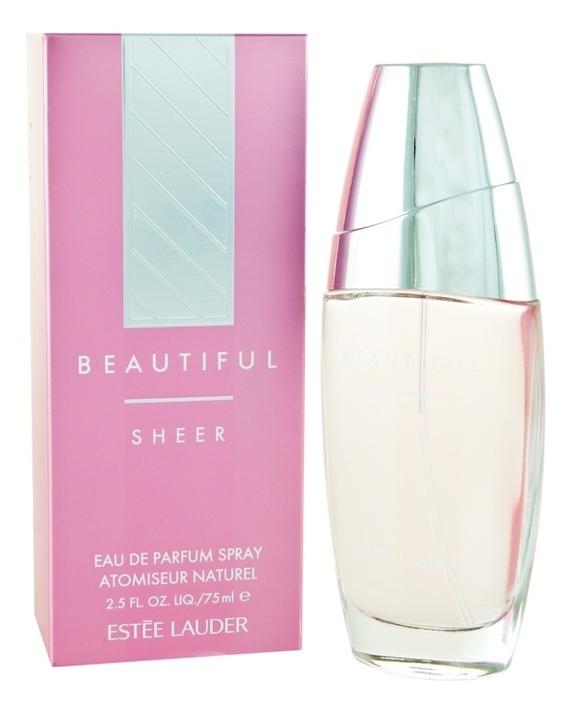 Купить Beautiful Sheer: парфюмерная вода 75мл, Estee Lauder