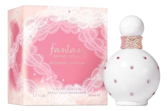 Britney Spears Fantasy Intimate Edition: парфюмерная вода 50мл ручной зажим stayer pro fix 250х35мм 22470 z01