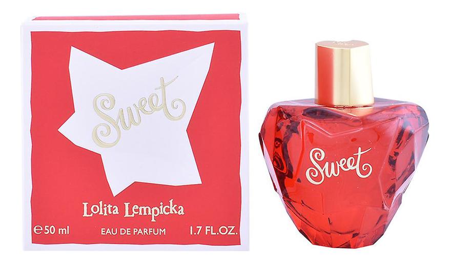 Sweet: парфюмерная вода 50мл недорого