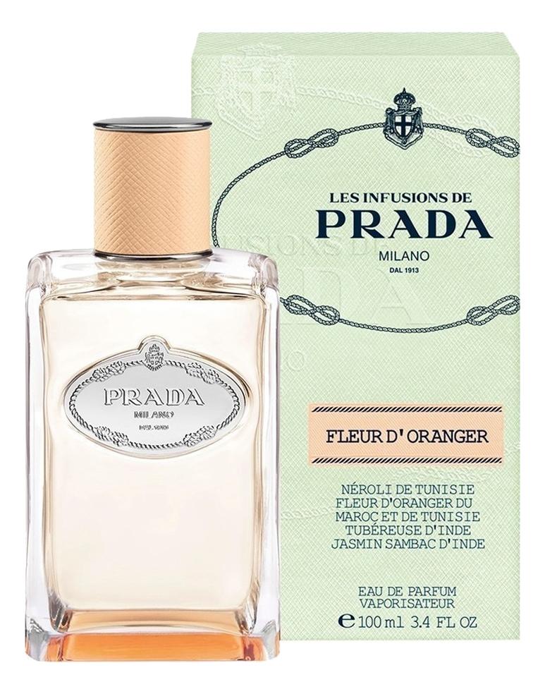 Фото - Infusion De Fleur D'Oranger: парфюмерная вода 100мл prada infusion d oeillet парфюмерная вода 100мл