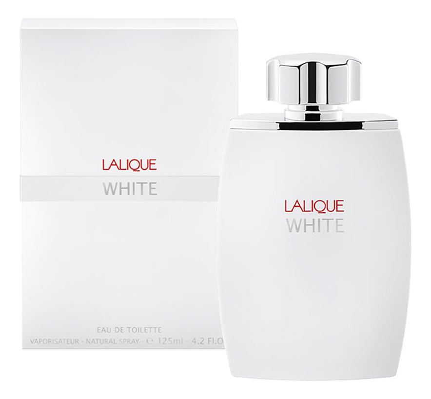 White Pour Homme: туалетная вода 125мл homme парфюмерная вода 125мл