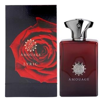 Amouage Lyric for men: парфюмерная вода 100мл купальник lyric lyric ly006ewfeon6