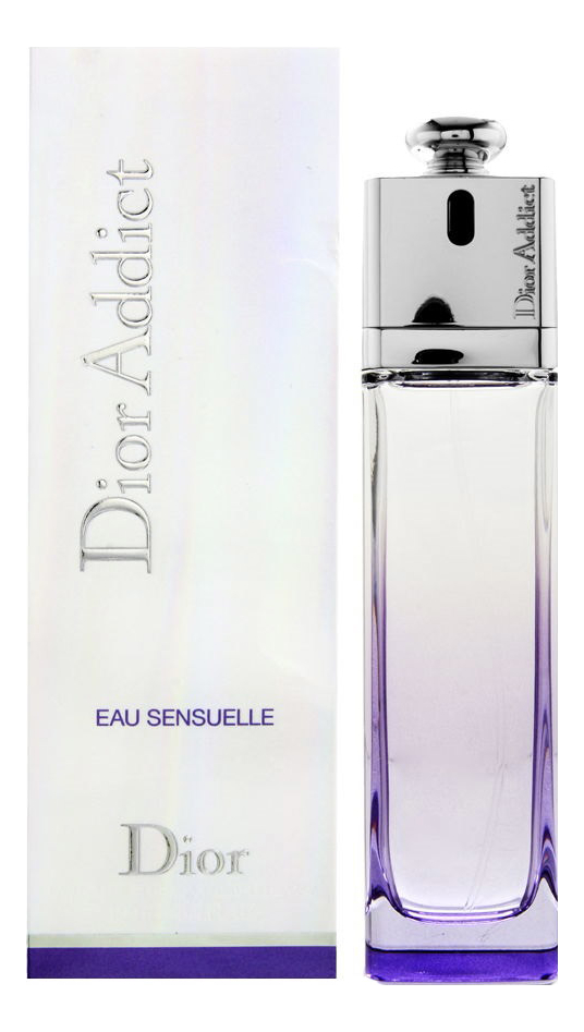 Addict Eau Sensuelle: туалетная вода 100мл, Christian Dior  - Купить