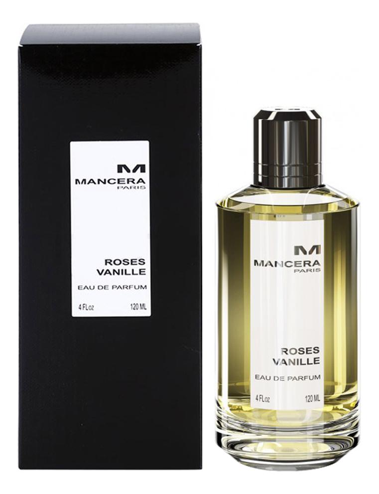 Roses Vanille: парфюмерная вода 120мл