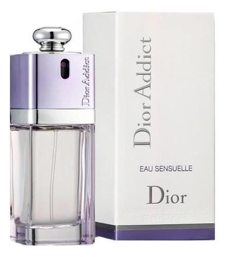 Купить Addict Eau Sensuelle: туалетная вода 50мл, Christian Dior