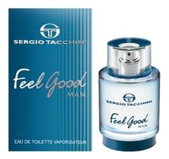 Sergio Tacchini Feel Good for men: туалетная вода 30мл