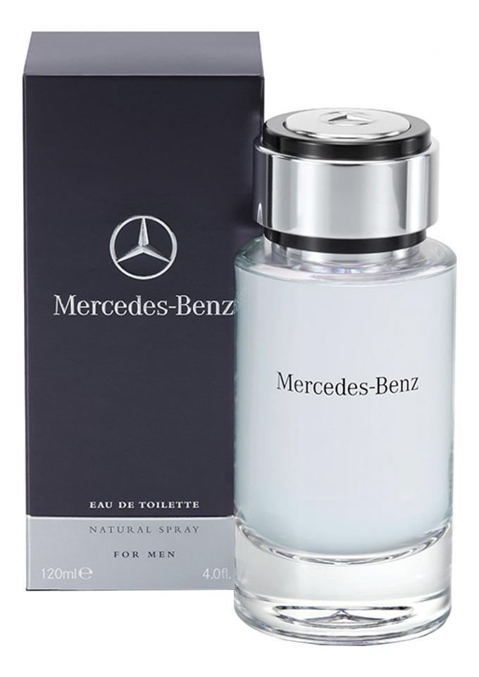 Mercedes-Benz For Men: туалетная вода 120мл
