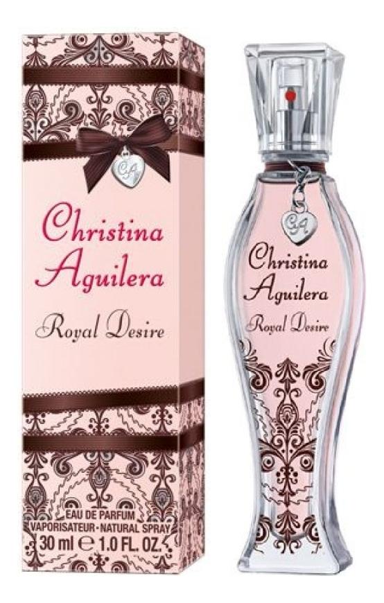 Christina Aguilera Royal Desire: парфюмерная вода 30мл цена 2017