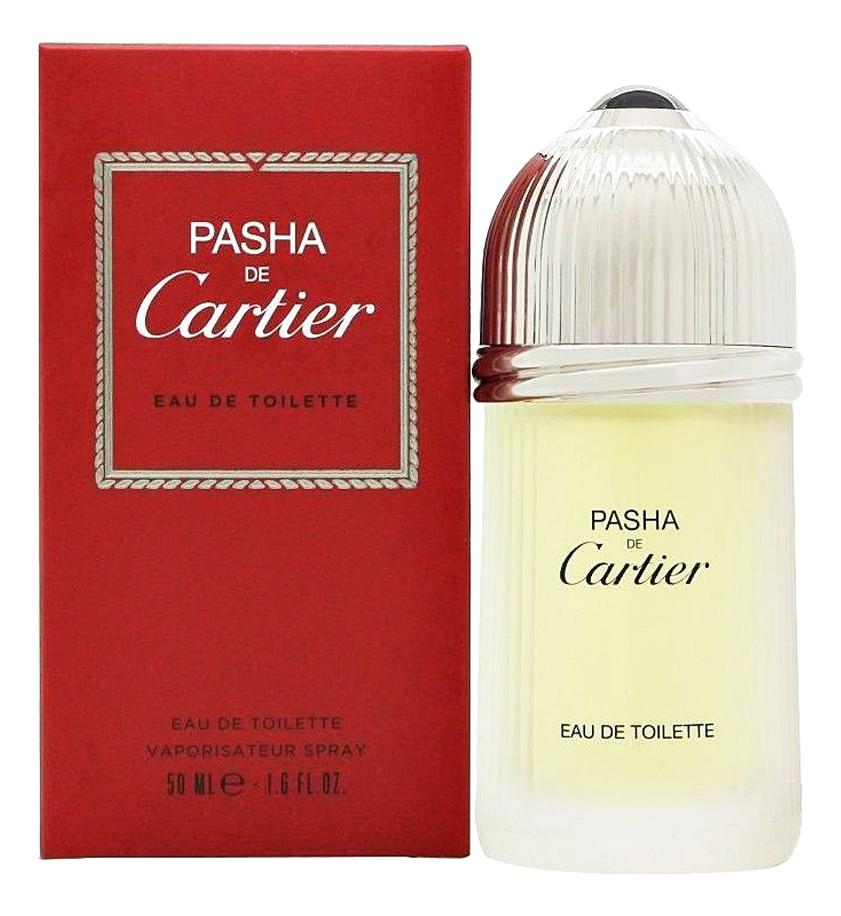 Pasha de Cartier: туалетная вода 50мл pasha de cartier edition noire sport туалетная вода 50мл