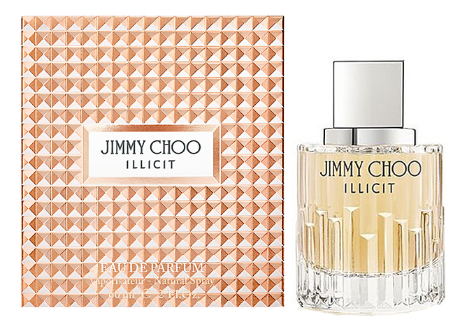цена на Jimmy Choo Illicit: парфюмерная вода 60мл
