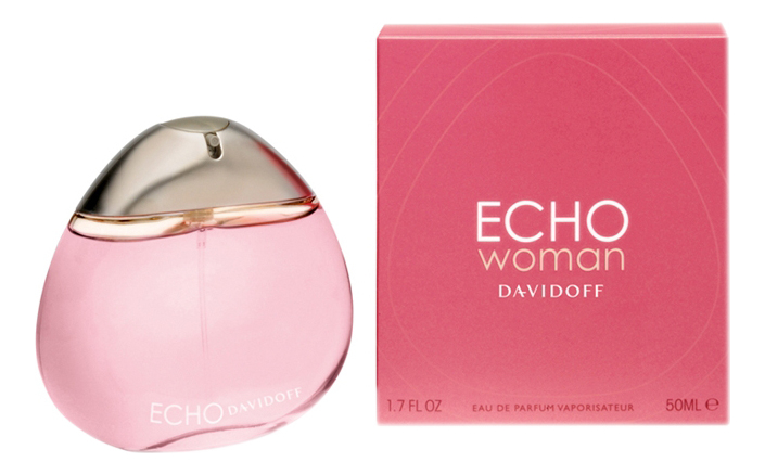 цена на Davidoff Echo Woman: парфюмерная вода 50мл