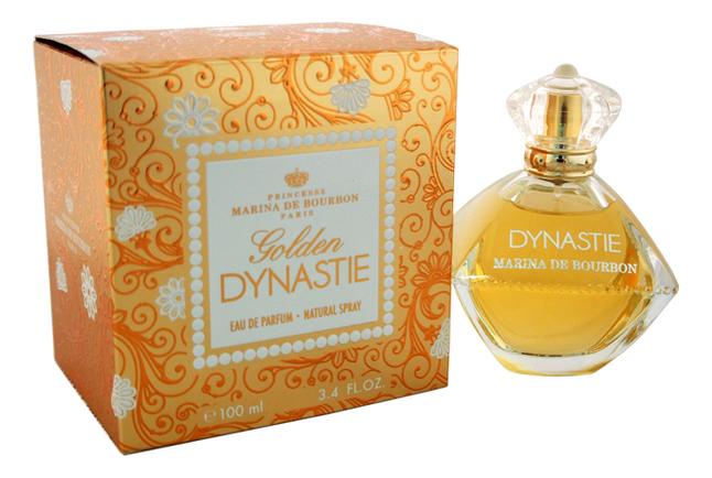 Golden Dynastie: парфюмерная вода 100мл, Princesse Marina de Bourbon  - Купить