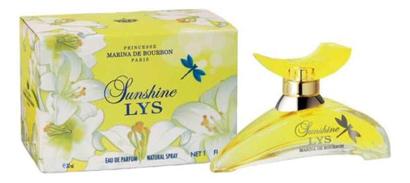 Lys Sunshine: парфюмерная вода 30мл недорого